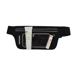 Waist Pack with White Collection