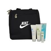 Men's Dopp Kit with White Collection